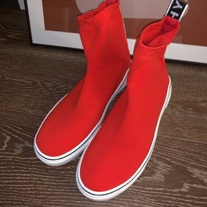 Men's George V Knit Sneakers